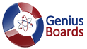 Genius Boards Logo